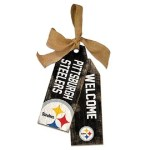 Pittsburgh Steelers Tag Sign
