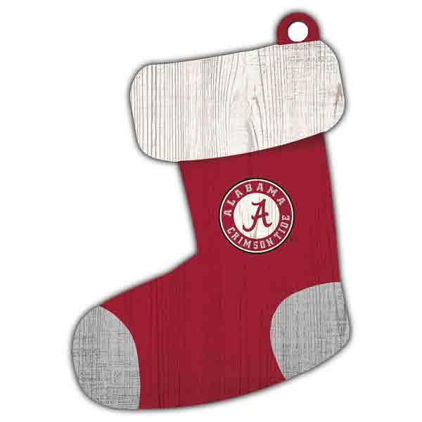 Alabama Stocking Ornament
