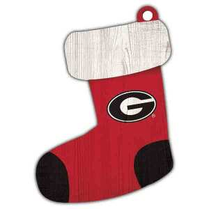 Georgia Bulldogs Stocking Ornament