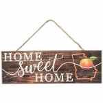 Home Sweet Georgia Sign