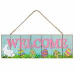 Welcome Easter Sign