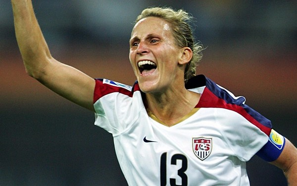 10 Best Female Soccer Players of All Time | SportsXm