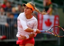 Eugenie Bouchard Sizzling Images 5