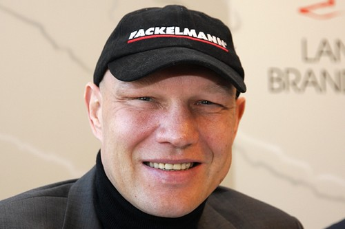 Axel Schulz Boxer