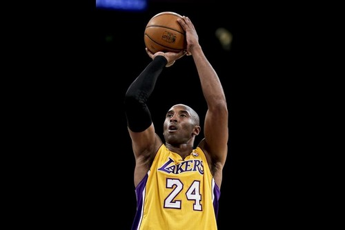 Kobe Bryant Highest Paid Athletes