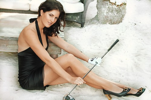Sexiest woman in Golf