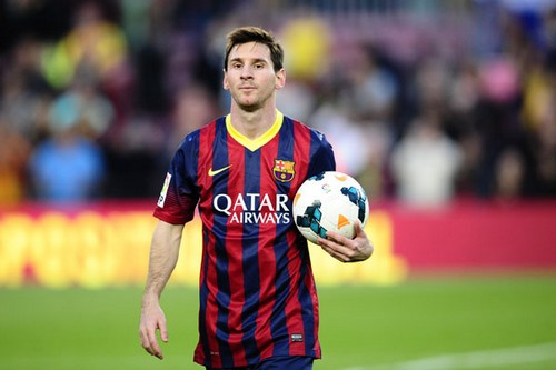 Lionel Messi - FC Barcelona forward