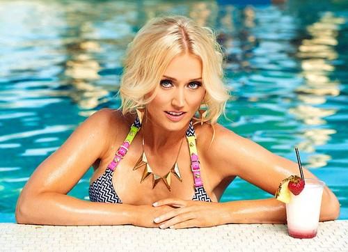 Blair O'Neal Hot Sexy Body
