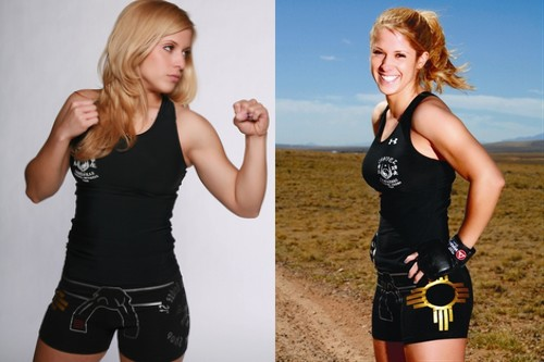 Angelica Chavez Hottest Women MMA Fighters