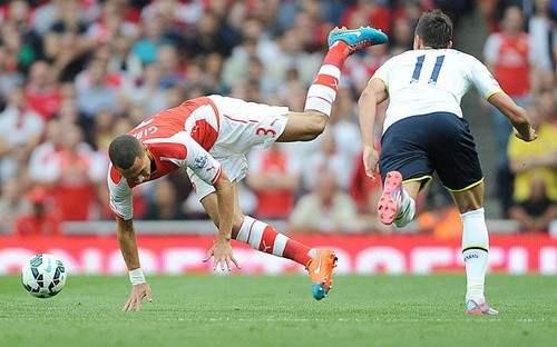 Arsenal vs Tottenham Hotspurs