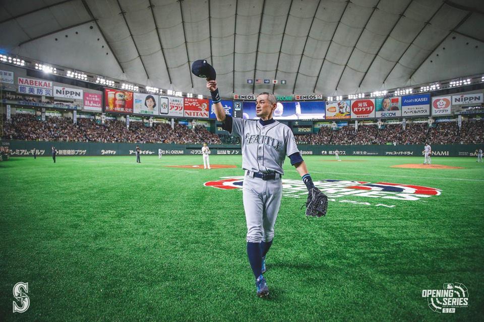 日本職棒界不老傳奇:鈴木一朗宣佈引退|日本體育情報