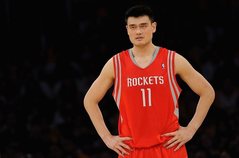 Yao Ming height