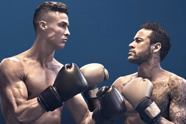 Ronaldo et Neymar: Un drôle de duel entre les deux stars enflamme la toile