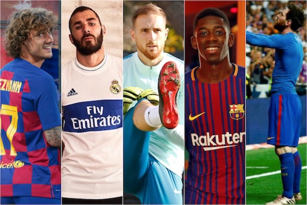 The 11 Highest Paid Players In La Liga 2020 21 Archyde