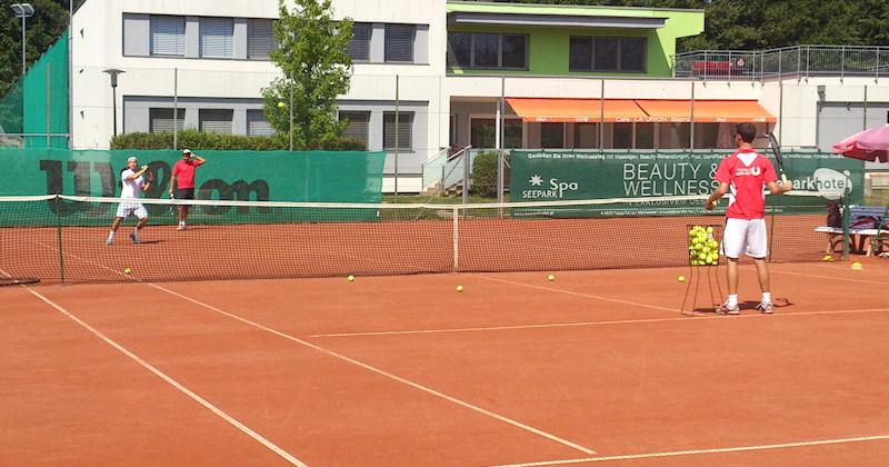 allround-training Sportunion Klagenfurt
