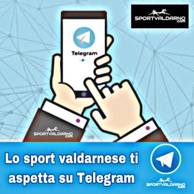 canale telegram di sport valdarno notizie sullo sport valdarnese