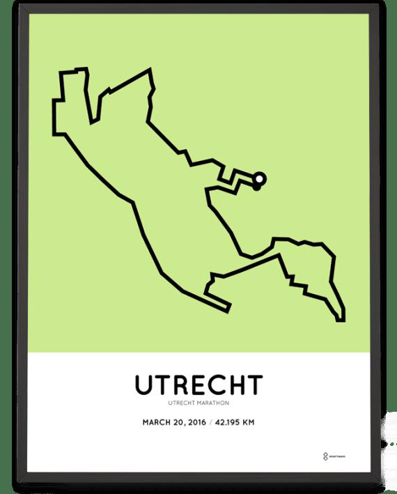 2016 Utrecht Marathon