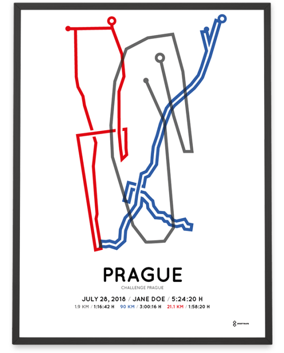 2018 Challenge prague course poster