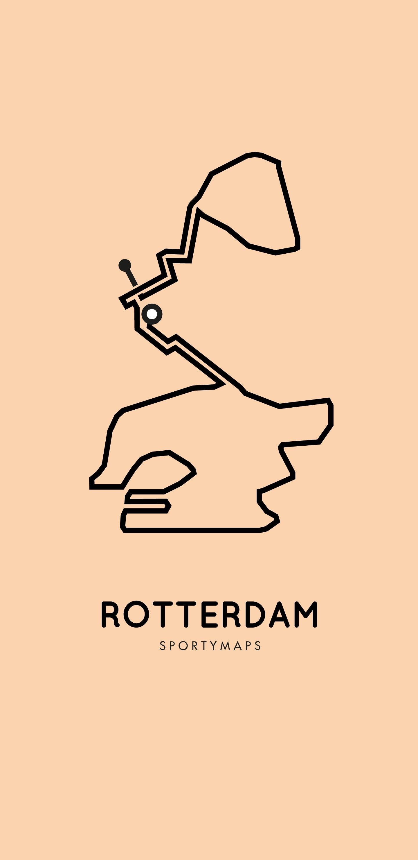Sportymaps-Rotterdam-marathon-orange