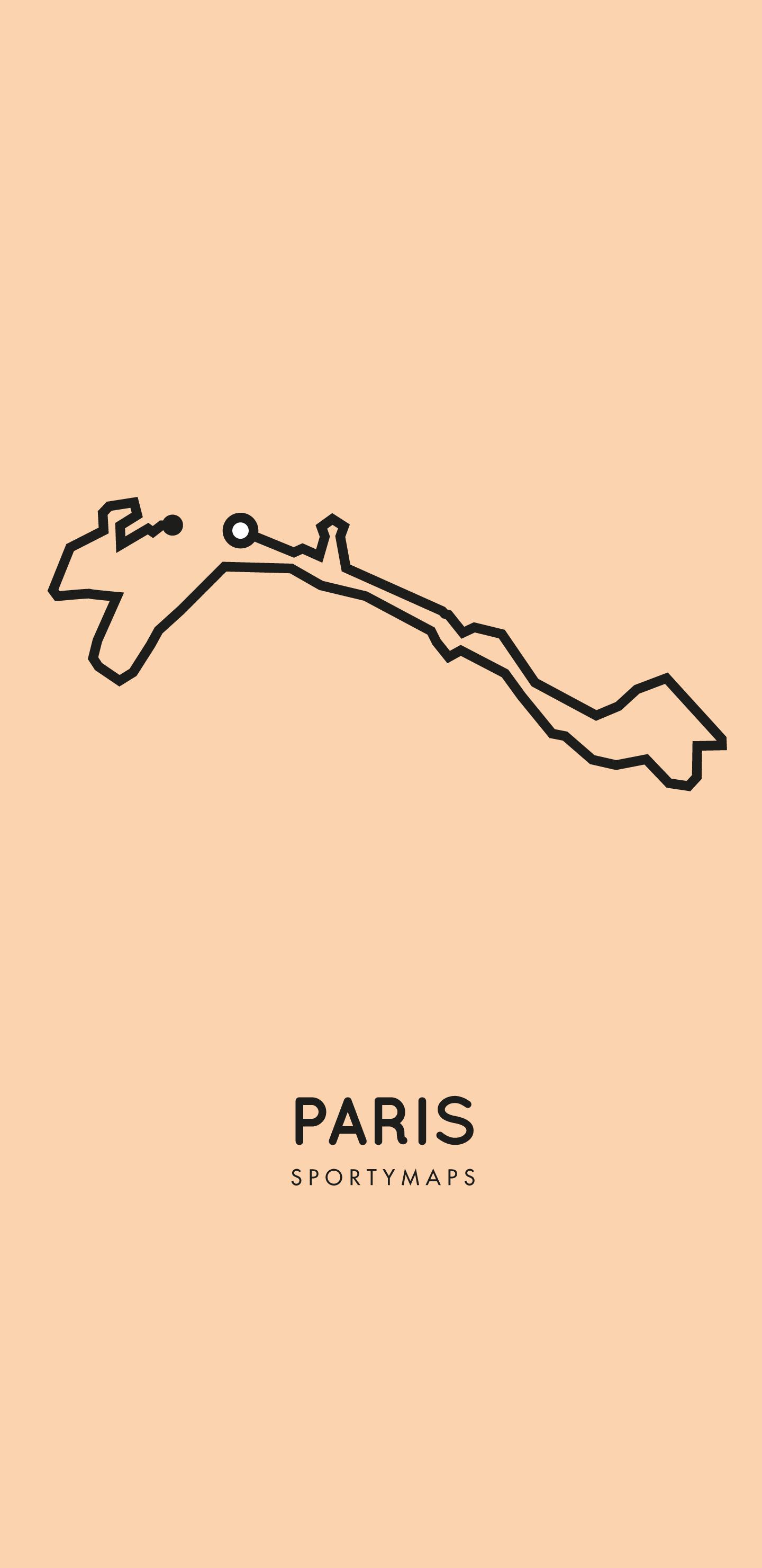 Sportymaps-Paris-marathon-orange