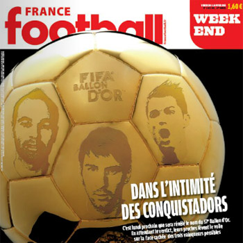 balón de oro france football