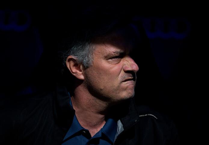 Mourinho: removiendo tierra quemada