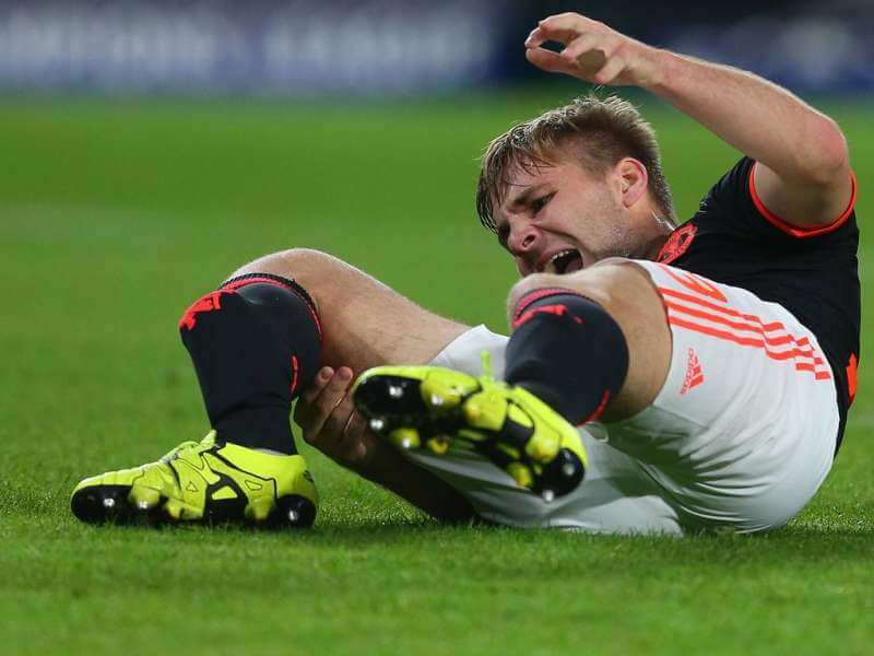 Luke Shaw injury