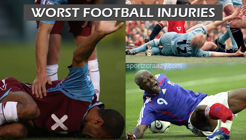 Worst Football Injuries