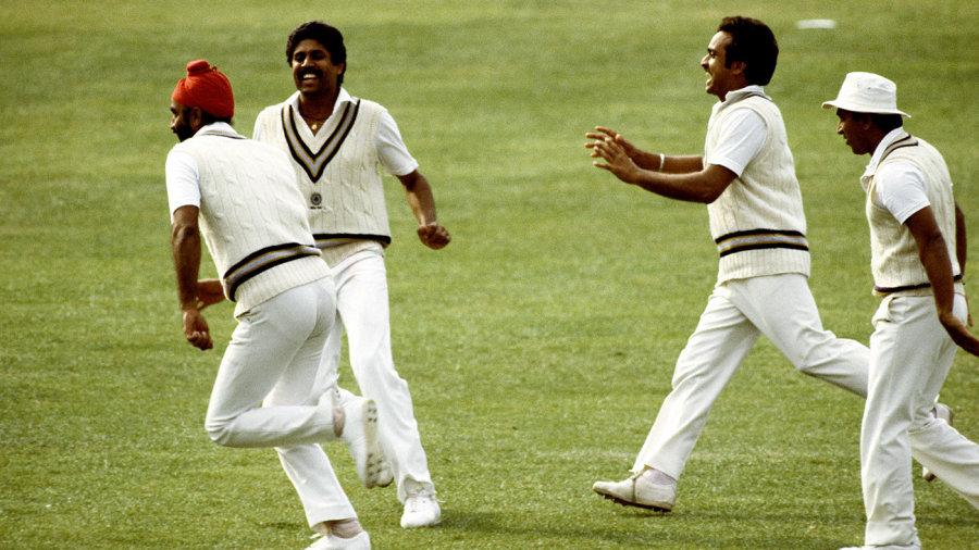 Indian Bowler 1983