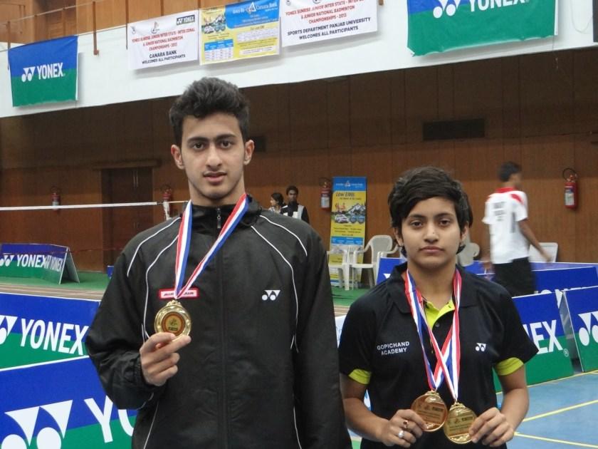 Indian National Badminton Championships