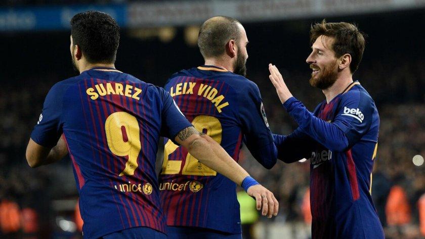 Messi's brilliance