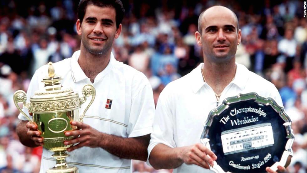 Pete Sampras vs Andre Agassi, 1999 Finals