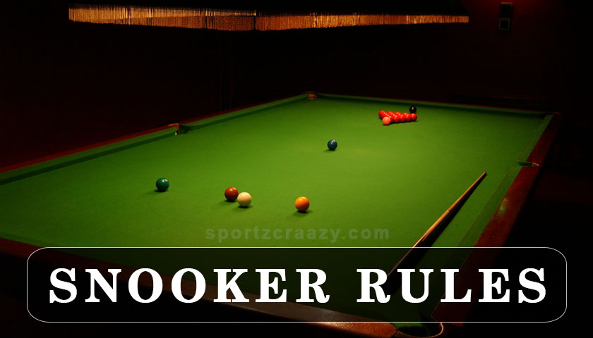 snooker rules
