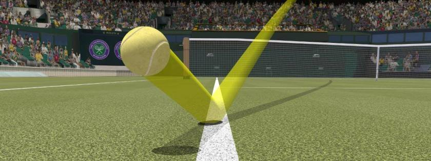 US open Hawk eye Rule