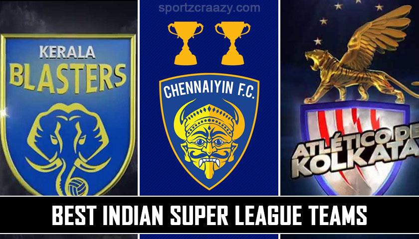 Best Indian Super League Teams
