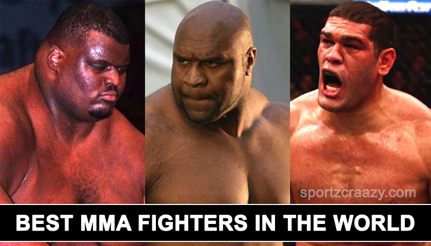 Best MMA fighters in the world