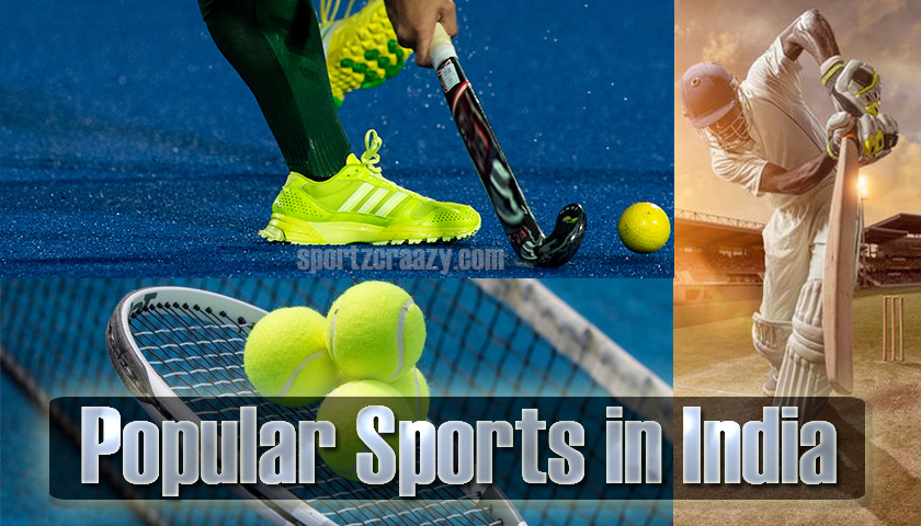 Popular Sports in india