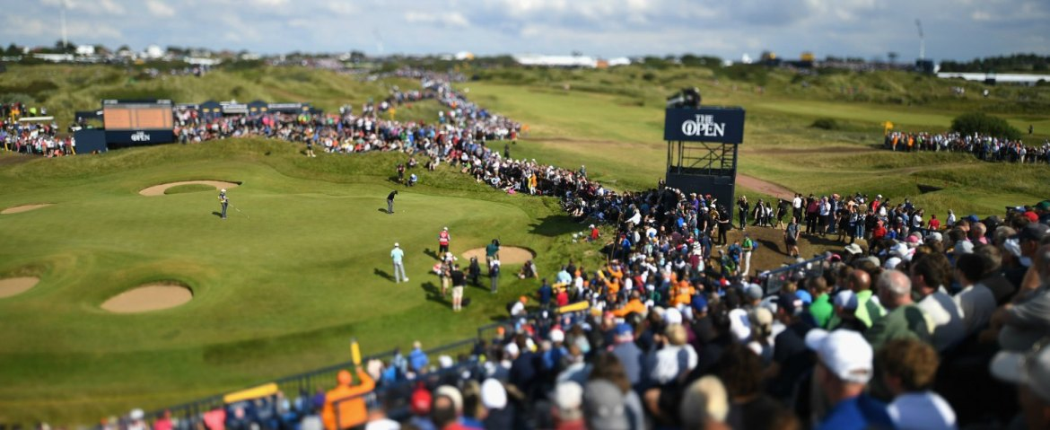 British Open 2019 rights