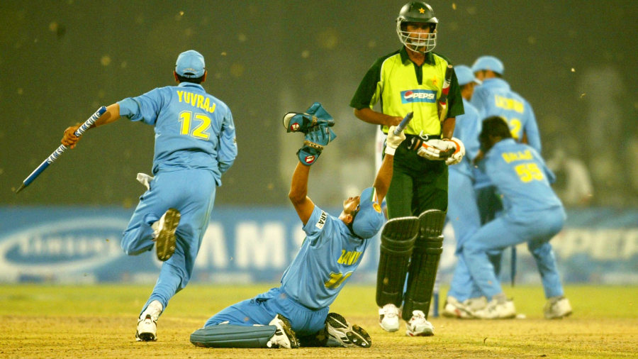 India vs Pakistan Samsung Cup 2004 at Multan, Pakistan