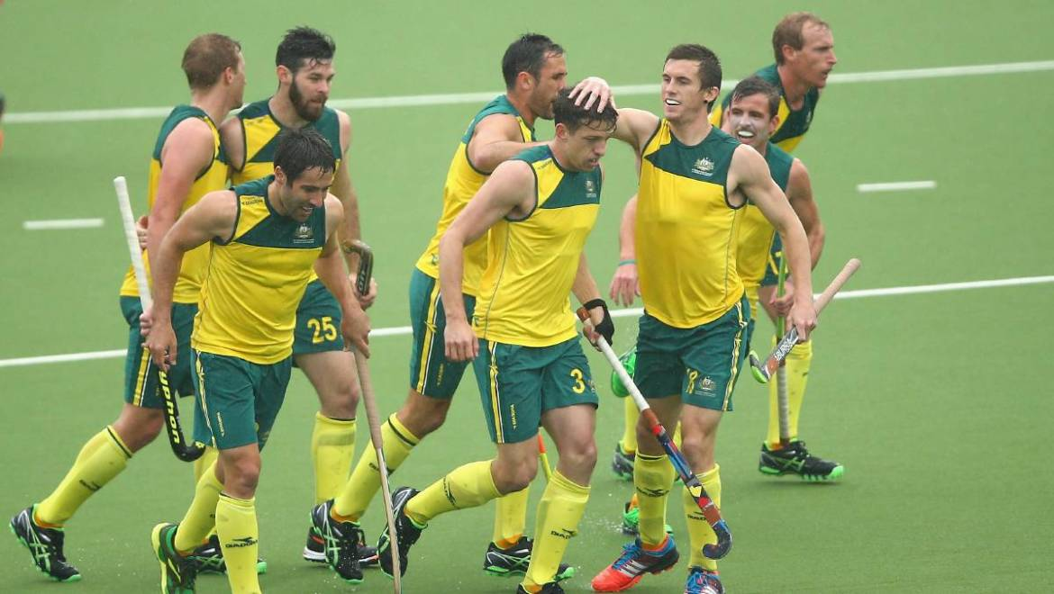 Australia hockey team Power House Of Hockey Game