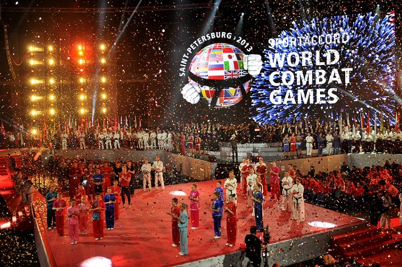 World Combat Games countries