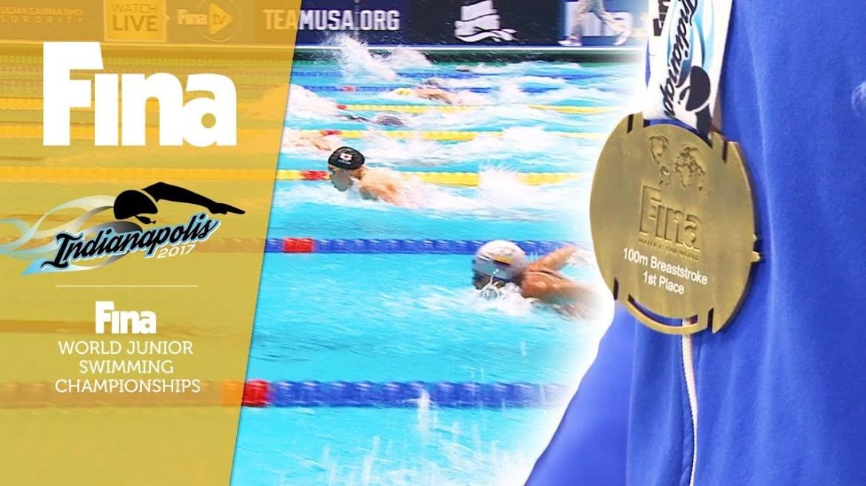World Junior Swimming Championships