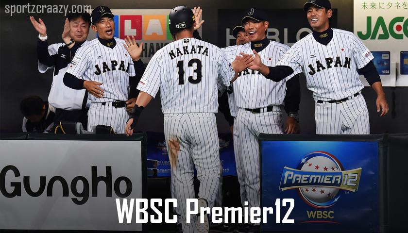The WBSC Premier 12