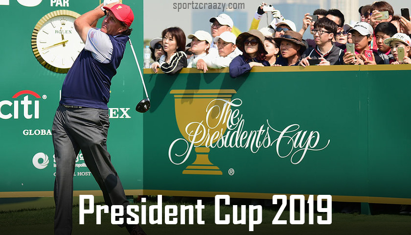 President Cup 2019
