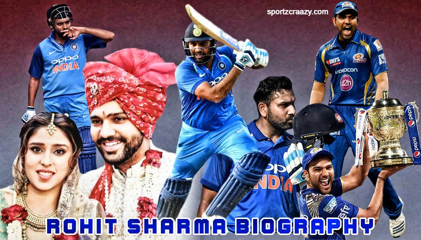 Rohit Sharma Biography