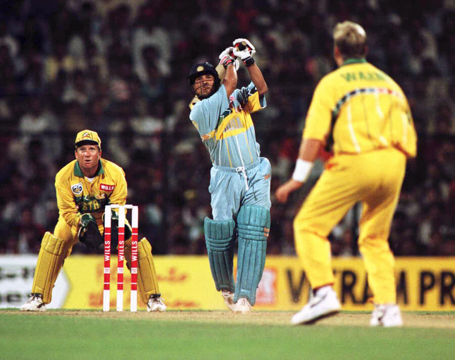 Sachin's Rivalry with Warne