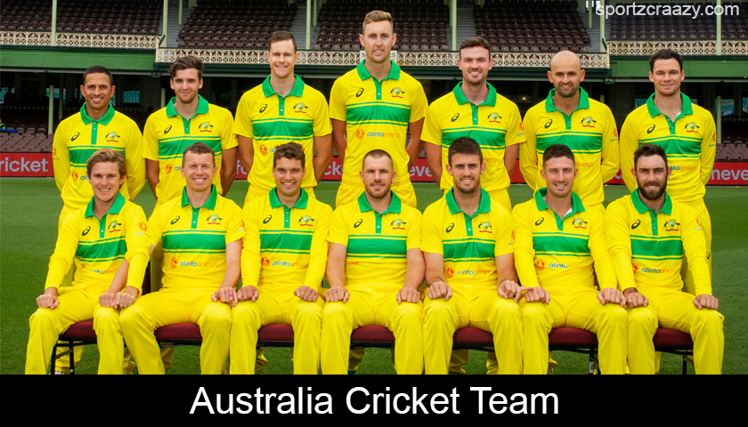 Australia Cricket Team – Upcoming Fixtures and News