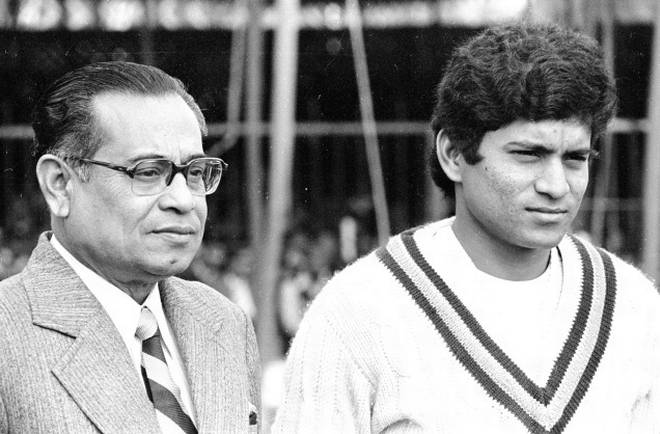 Pranab Roy Sons of Great Cricketers