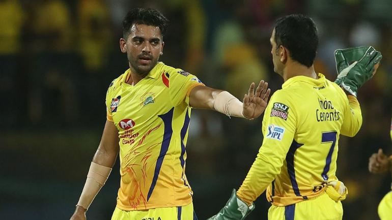 Deepak Chahar IPL 2019