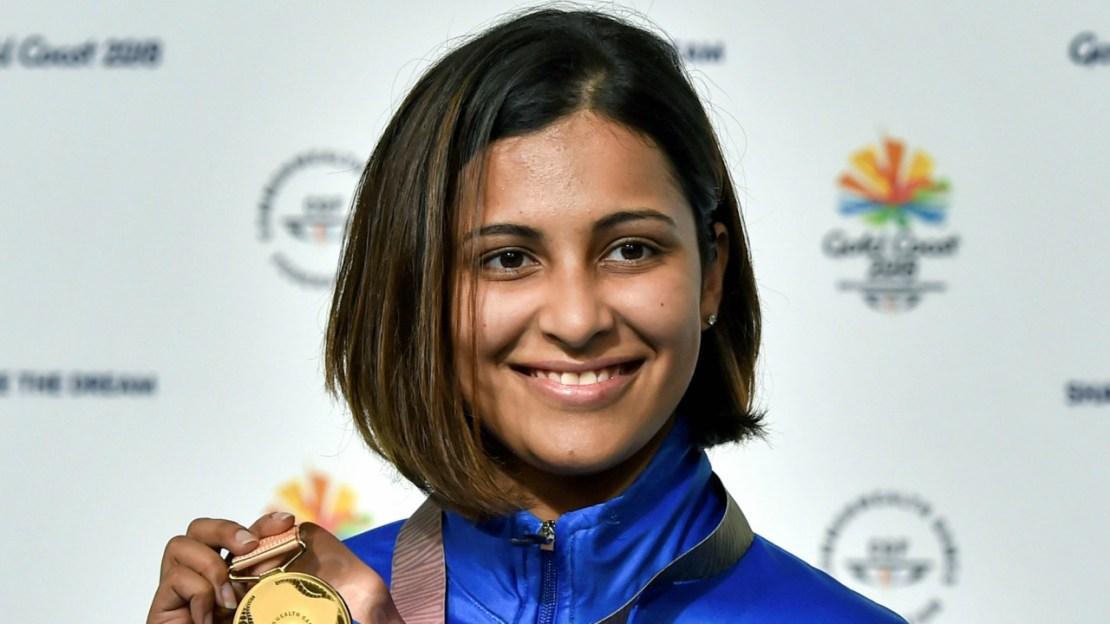 Heena Gold Medal